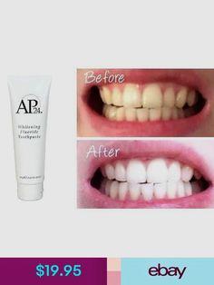Nuskin Teeth Whitening Products Health & Beauty Whitening Fluoride Toothpaste, Teeth Whitening, Ap 24, White Teeth, Lifestyle, Health, Beautiful, Ebay, Products
