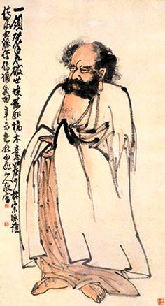 Bodhidharma 達摩祖師
