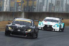 Lexus RCF GT3 & RCF GT500
