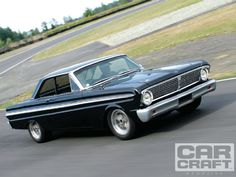1965 Ford Falcon - Bird Of Play
