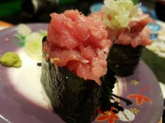 Sushi @midori sushi