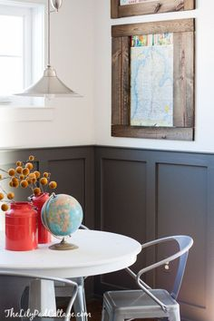 Colorful Playroom Decor | The Lilypad Cottage