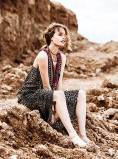 · Ethnic Desert · | The Editorial | Summertime Stories | Spring Summer 17|