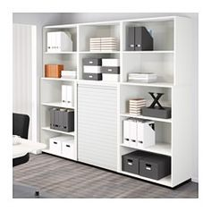 "GALANT Storage combination, white - 94 1/2x78 3/4 "" - IKEA"
