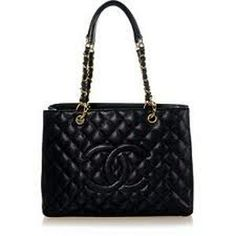 Chanel Tote: I shall soon own one ;-)