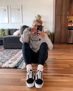 Cute Camo Outfits, Lazy Day Outfits, Sporty Outfits, Simple Outfits, Spring Outfits, Fashion Outfits, Womens Fashion, Spring Fashion Casual, Autumn Fashion