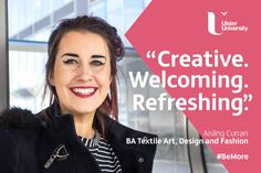 Ulster University Student Experience: 3 Words