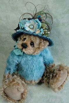 Donna Hager bear