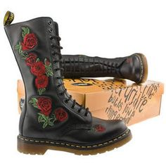 Womens Dr Martens Dm 14 Tie Emb Roses Bt Boots  http://coolspotters.com/shoes/womens-dr-martens-dm-14-tie-emb-roses-bt-boots