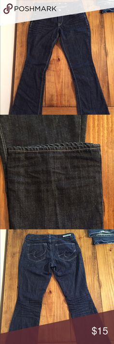 EXPRESS Jeans Very gently worn women's EXPRESS Boyfriend jeans. Practically new. Worn maybe 4 times. No signs of wear. No stains or fraying. Smoke and pet free home! Thanks for looking. Feel free to make an offer 😀. Express Jeans Boot Cut