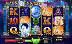 Let's Play Magic Unicorn #Casino #Game Now in Our http://playros.com/en/casino-en