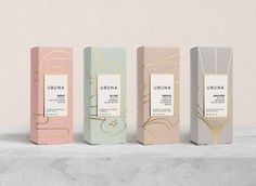 Product 360 Creative provided branding and packaging design for this bespoke skincare collection from Japan. Branding And Packaging, Skincare Branding, Tea Packaging, Luxury Packaging, Beauty Packaging, Cosmetic Packaging, Design Packaging, Product Branding, Organic Packaging