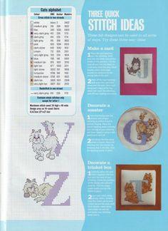 Gallery.ru / Фото #21 - Cross Stitch Crazy 012 октябрь 2000 - tymannost