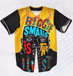 Fashion 3D Sublimation  Baseball Jersey
