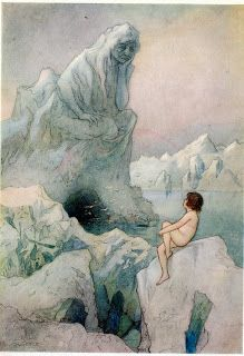 An Illustrator's Inspiration: Warwick Goble