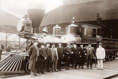 William Crooks Locomotive