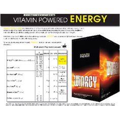 4-6 hours of Energy an mental focus. No crash!  Luv it Danasbalancedliving.com