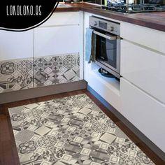 1000 images about vinilos para suelos on pinterest - Losas para cocinas ...