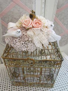 Angela Lace: Bird Cages