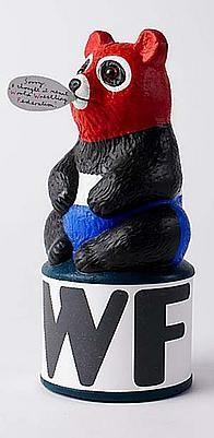 Peter Blake - World Wrestling Federation. Peter Blake, All Art, Panda, Auction, Wrestling, Pure Products, Pop, Lucha Libre, Popular