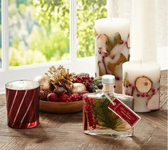 Homescent Collection - Snow Currant  Pottery Barn