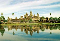 Angkor Wat, Cambodia - amazing place