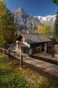 Courmayeur Val d'Aosta Italia | par bautisterias