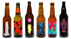 A Q&A with the brewer and designer behind Omnipollo on how they produce such artful beer inside and out, and the inspiration for their latest creation Fatamorgana, a double IPA built like a saison.