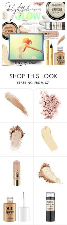 """Makeup Trends 17"" by foolsuk ❤ liked on Polyvore featuring beauty, Cover FX, Chantecaille, Benefit, Maybelline and Yves Saint Laurent"