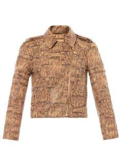 Shop now: Theodora Leather Jacket