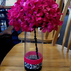 centerpieces for parties!