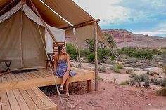 Travel Recap: Glamping In Moab | Tilley's Threads