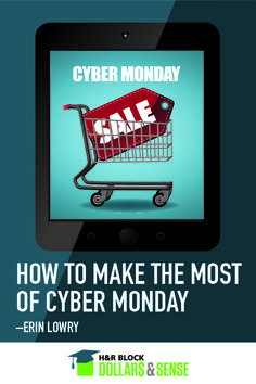 Don't start your #CyberMonday plan without reading these tips! #advice