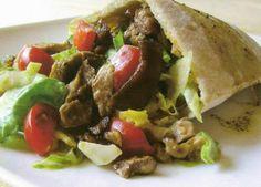 Carne din cereale Straccetti Seitan, Carne, Tacos, Ethnic Recipes, Food, Meals, Yemek, Eten