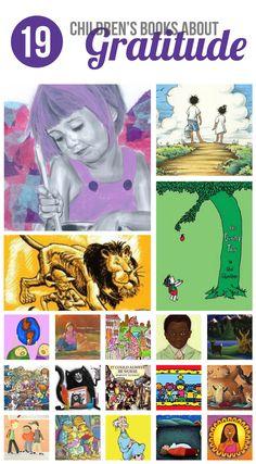 19 Children's Books About Gratitude