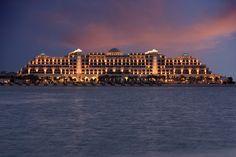 Jumeirah Zabeel Saray - Hotel Exterior - Beach View Dusk