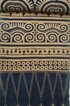 Ceremonial Textile (Sarita) from Indonesia