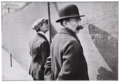 HENRI CARTIER–BRESSON (1908–2004) Brussels, 1932 gelatin silver print, mounted on card, printed 1970s signed, annotated 'This original Cartier-Bresson photo was a personal gift from Henri to me in 1979 in recognition of my work on his book H.C.B. Photographer' by Paul Ickovic in ink, with Ickovic circular credit stamp