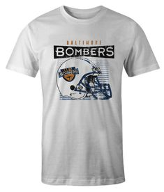 Do You Looking for Comfort Clothes? Baltimore Bombers impressive T Shirt is Made To Order, one by one printed so we can control the quality. Comfortable Outfits, Baltimore, Types Of Shirts, Printing, Amazing, Mens Tops, T Shirt, Clothes, Shopping