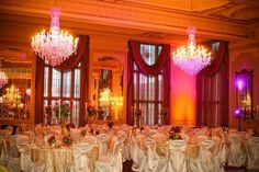 Reception at the MAC | Photography: Artisan Photography | Wedding Planner: Cosmopolitan Events