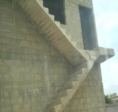 stairs to?