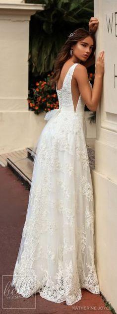 18 Romantic Bomemian Chic Summer Wedding Dresses for The Modern Boho ...
