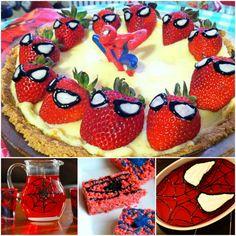 Spiderman-Party-Food.jpg 770×770 pixels