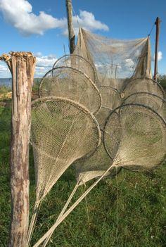 Lithunian Fishing Nets - Marc C. Johnson © 2005