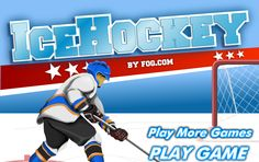 How to play #IceHockey? Learn it and play it here #sportsgames #flashgamenation #games