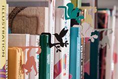 jungle bookmarks