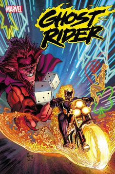 New Comic Book List – December 11 The release schedule of the comics books that are coming out from your favorite publishers on Wednesday December Included are images of variant is… Marvel Comic Universe, Marvel Comics Art, Marvel Comic Books, Marvel Heroes, Marvel Characters, Marvel Dc, Ghost Rider 3, Ghost Rider Marvel, Ghost Rider