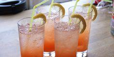 Sydney Fizz Drinks Med Gin, Alcoholic Drinks, Beverages, Cocktails, Martini, Juice, Food And Drink, Snacks, Mugs