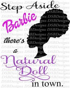 Afro Puff SVG Afro Puff Girl SVG Afro Puffs Cut by DSBDesignz2