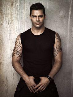 Ricky Martin by Mariano Vivanco